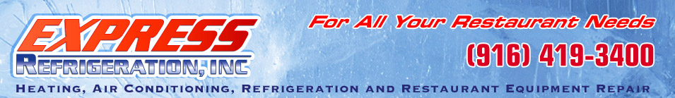 Sacramento refrigeration repair