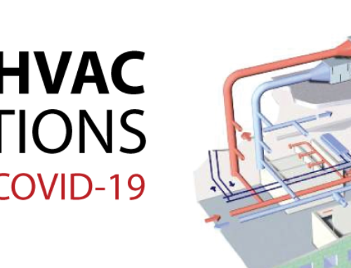 Mitigate Coronavirus with HVAC!