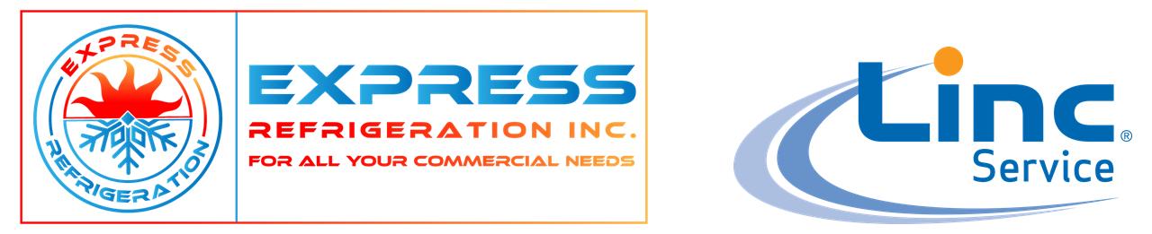 Express Refrigeration, Inc. Logo